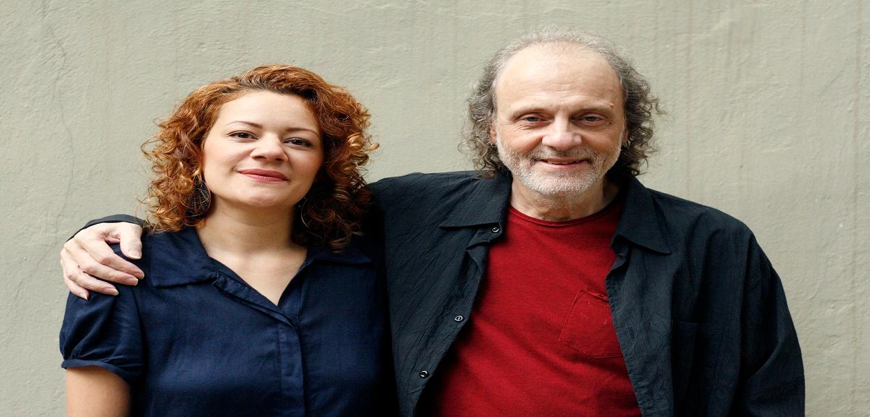 Image Eduardo Gudin e Léla Simões