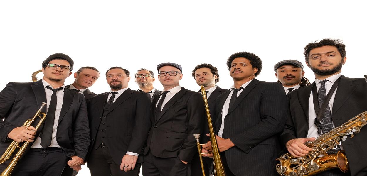 Image Orquestra Brasileira de Música Jamaicana